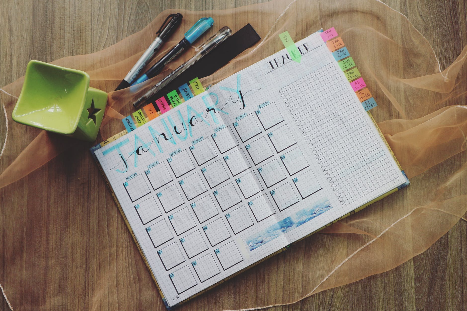 Keeping a Routine for Learning Success