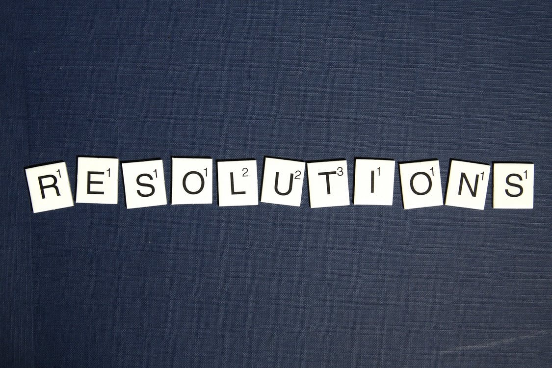 5 Autistic Ideas for New Year's Resolutions