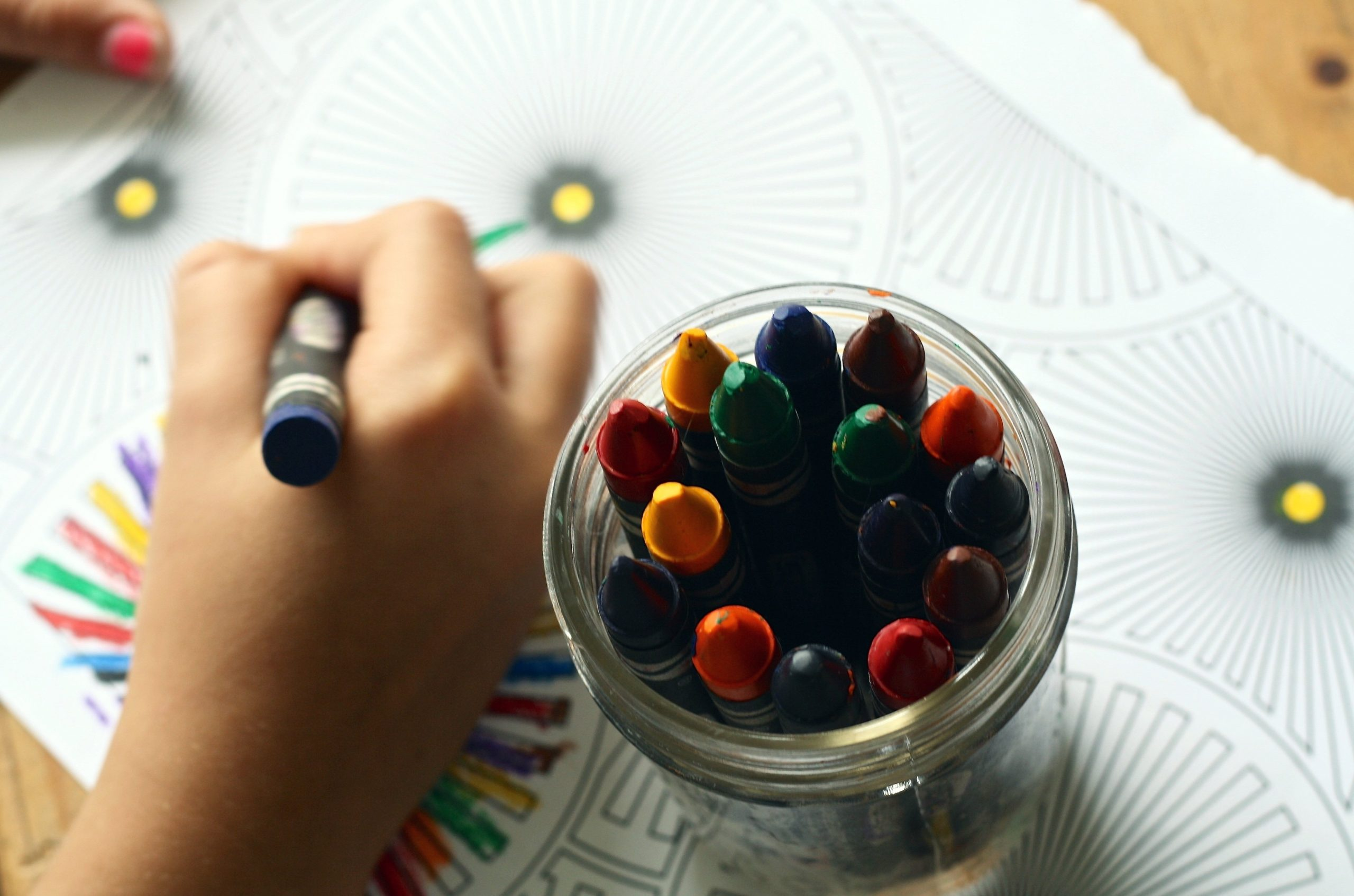 6 Art Therapy Activities for Autism