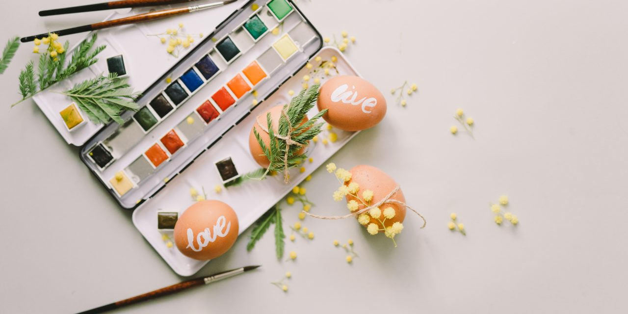 easter traditions on a budget