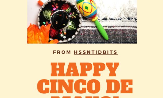 happy cinco de mayo from our family to yours!